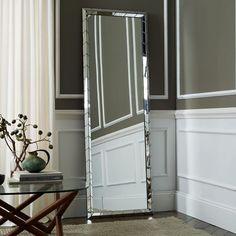 Astor Floor Standing Mirror | 30th, Floor standing mirror and Bedrooms