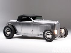 1932 Ford Roadster - Angie's Ride