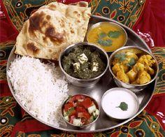 Mmm... Indian food!