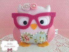 Paper Owl,Owl Die Cut,Scrapbook Die Cut,Scrapbooking Die Cut,Owl Decoration,Owl Embellishment, Please visit my shop at https://www.etsy.com/shop/MyParfum, CUTE FELT OWL