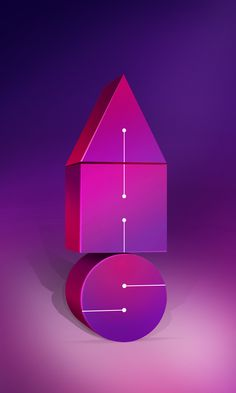 Colourful logo layout design