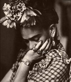 """I hope the leaving is joyful; and I hope never to return."" -- Frida"