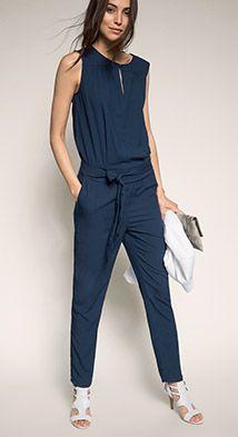 Esprit / Jumpsuits & tuinbroeken