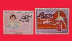 1920s hair nets