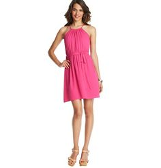 Shop petite dresses at LOFT. Our beautiful petite dresses are perfect for work & our petite casual dresses are stylish for everything in between. Petite Dresses Casual, Playing Dress Up, Chic Outfits, Pink Dress, Fashion Beauty, Party Dress, Style Inspiration, Summer Dresses, Clothes For Women