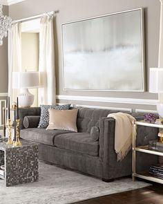 Dusk Tufted sofa $1899