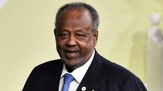 Djibouti veteran leader, Ismail Omar Guelleh, 73, re-elected as president for 5th term Voting Process, African Union, Polling Stations, Head Of State, Two Decades, I Voted, Presidential Election, Presidents, Videos