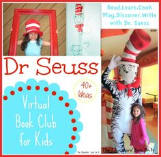 10 Ways to Explore Dr. Seuss Books from The Educators' Spin On It