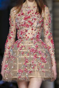 Zuhair Murad SS16 | See more fashion at styleisviral.com