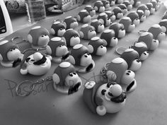 Chaveiros Mario 💚  #chaveiros #biscuit #mario #toad #cogumelos #up