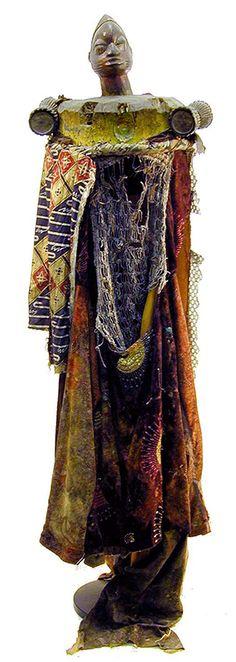 Yoruba Egungun Costume 8, Nigeria