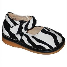 $21.50 Hide & Squeak Zebra Mary Janes  visit the following link to register for free with no obligation to buy anything. http://www.totsy.com/join/pcampo1215