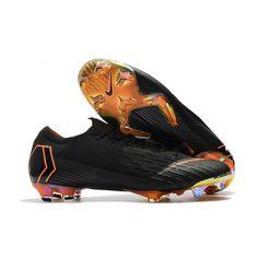 premium selection 31333 bb591 Tacchetti da Calcio Nike Mercurial Vapor XII 360 Elite FG Nero Arancione  Bianco