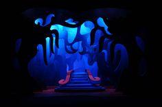 Stage Design for Turandot : Works | David Hockney