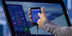 Nuevo Windows 10 agrega más Gestos a la Pantalla Táctil