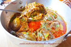 Bharli Vangi!! | Maharashtrian Tadka