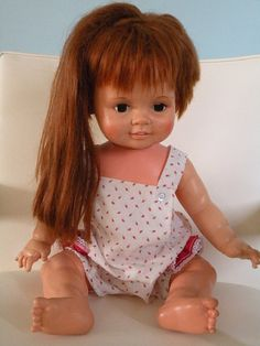 baby crissy dolls | 1972 Baby Crissy Doll by Ideal corp by SophiesChoyce on Etsy
