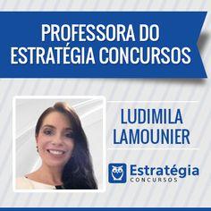 Ludimila Lamounier é Analista Legislativo/Técnica Legislativa da Câmara dos Deputados, graduada em Arquitetura e Urbanismo pela Universidade Federal de Minas Gerais e pós-graduanda em Português - Revisão de Texto. https://www.estrategiaconcursos.com.br/professor/ludimila-lamounier-3335/