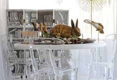 Google Image   dhguide.deringhall.com  lucite chairs