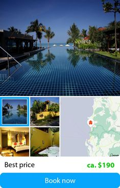 Chong Fah Beach Resort (Khao Lak, Thailand) – Book this hotel at the cheapest price on sefibo.