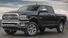 This Ram 2500 is available with a gas or diesel engine.