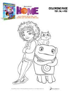 HOME Digital HD Release & Printables - ET Speaks From Home