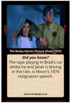 #TheRockyHorrorPictureShow (1975)