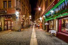 Vieux Lyon by Frédéric MONIN (France)