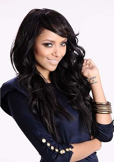 Kat Graham | The Vampire Diaries Powerful Girl ;)