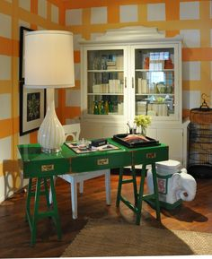 Lilly Pulitzer Home Office