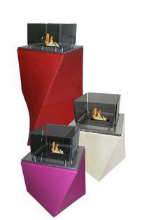 Ruby Fires Standkamin Twisty kaufen im borono Online Shop