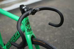 DOSNOVENTA HOUSTON AMAZING CUSTOM! | LEADER BIKE総代理店 【BROTURES YOKOHAMA】横浜のピストバイクショップ