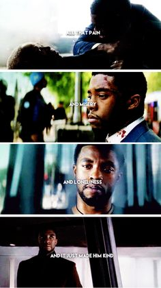 T'Challa was my favorite character in the movie; I'm so glad he's getting a standalone film!