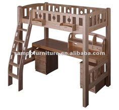 Kids Wooden Bunk Bed #sp-c204b - Buy Bunk Bed,queen Size Bunk Beds,kids Bunk Bed…
