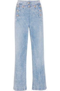 Gucci High-rise flared jeans | NET-A-PORTER