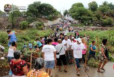 """Positiva participación en el rescate del """"río los perros"""""""