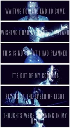 Linkin Park lyrics - waiting for the end