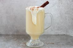Pumpkin spice eggnog makes this hot chocolate recipe the ultimate ...