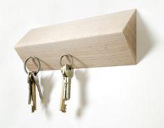 Lo moderno de hoy, colgador de llaves por imán