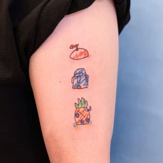 Caring For A New Tattoo - Hot Tattoo Designs Bff Tattoos, Mini Tattoos, Little Tattoos, Body Art Tattoos, Small Tattoos, Tattoos For Guys, Tattoos For Women, Tatoos, Tattoo Women