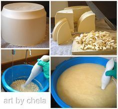 * Art by Chela *: Jabón casero para lavar ropa: las recetas