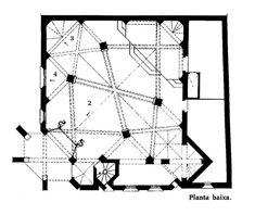 Església de Vistabella Vistabella, Tarragona. Spain. 1918 Architect: Josep María Jujol