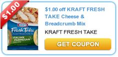 Kraft Fresh Take - $1.08 at Walmart After New Coupon!