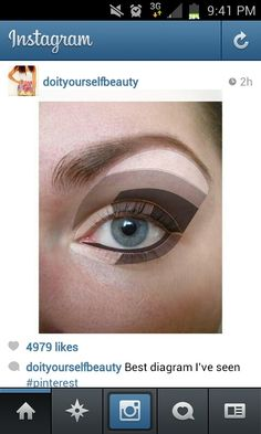 I need to try this! #eyeshadow #shadowy