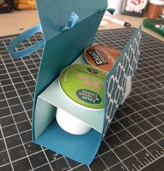 Ruth's Stamping Corner: k-cup purse