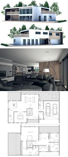 Plan de Maison More