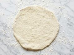Pizza Dough by Gabriele Corcos and Debi Mazar on Extra Virgin show from CookingChannelTV.com