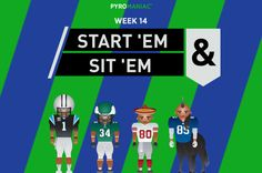 Start 'Em & Sit 'Em for Week 14 Ems, Family Guy, Content, People, Fictional Characters, Fantasy Characters, People Illustration, Folk, Griffins