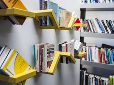 Rotating Shelves Make Your Favorite Objects Stand Out