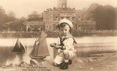 Prinz Wilhelm von Preussen, Prince of Prussia 1906-1940